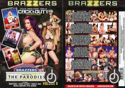 Description Brazzers Presents The Parodies part 8(2017/1080p)