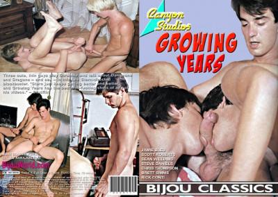Bareback Growing Years (1986) — Scott Roberts, Jamie Bleu, Grant Fagin