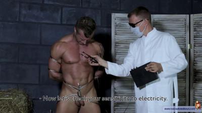 Description RusCapturedBoys - Newbie Slave. Part II
