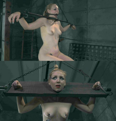 Delirious Is A Girl Who Loves Attention, Torment And Bondage