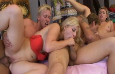 Bisexual 4Somes Vol. 16...