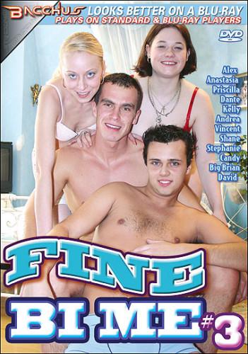 Fine Bi Me vol.3 - vagina, stud, group, toy