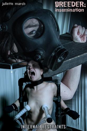 InfernalRestraints – Juliette March – Breeder: Insemination