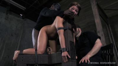 Mia Gold – The Sweat Box – BDSM, Humiliation, Torture