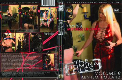 The Domina Files 08 Mistress Lucinda