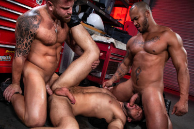 Raging Stallion - The Night Riders (1080p)