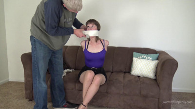 AJ Marion: Muffled and Tightly Hogtied