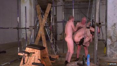 Two Twinks Newbies Barebacked, Part 3 - Sebastian Kane