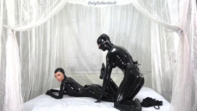 KinkyRubberWorld 35 Videos Pack