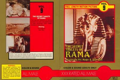 The Secret Tablets of Rama(Bareback)- Don Suo, Vic Hugo(1983)