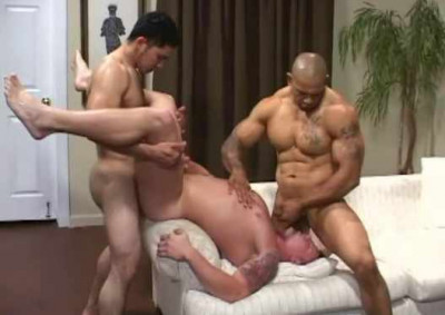 Rough Fuck Bareback With Muscle Men