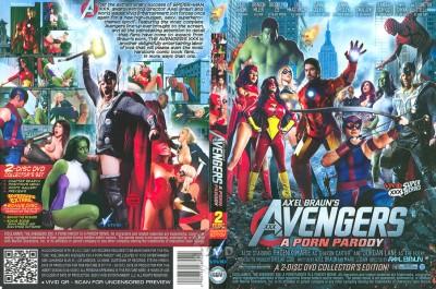 Description Avengers XXX A Porn Parody