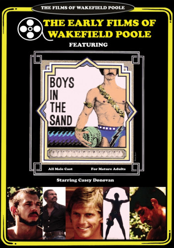 Bareback Boys in the Sand (1971) — Casey Donovan, Peter Fisk, Tommy Moore
