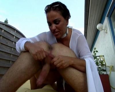 Mistress's gratitude