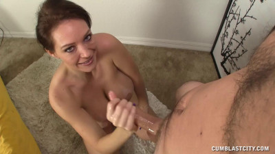 Handjob cumshot compilation part 5