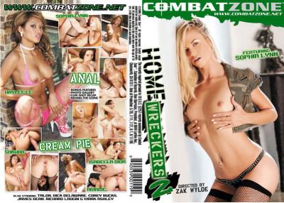 Description Combat Zone - Home Wreckers vol2(2006)