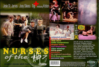 Description Nurses Of The 407Th