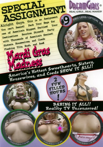Special Assignment #9 - Mardi Gras Madness 2001 vol. 3