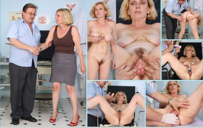 Tamara - 47 years woman gyno exam