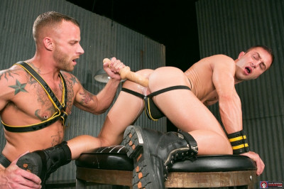 C Inferno - Hole Busters part 6, Scene 04 - Derek Parker And JR Bronson