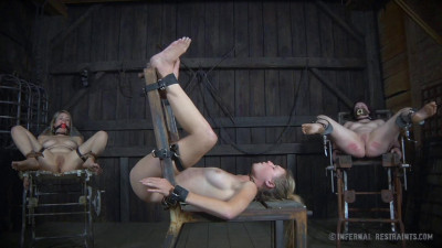 Harley Ace Winnie Rider Ashley Lane Bondage Is The New Black Episode 3 (2014)