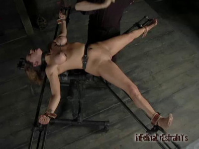 These humiliated sluts are subjected to being whipped