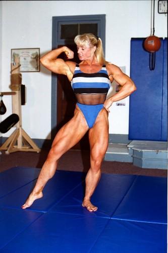 Joanne Lee vs Gabriele Hames