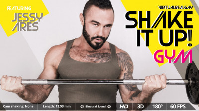 Virtual Real Gay — Shake It Up Gym! (Android/iPhone)