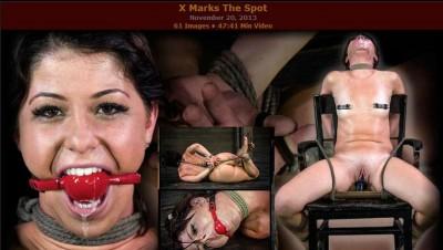 Hardtied - Nov 20, 2013 - X Marks The Spot - Mia Gold - Cyd Black