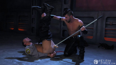 Cops In Cuffs, Scene No.03 Kirk Cummings, Scott Demarco (2018)