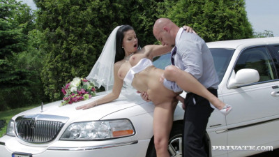 The witness did not take the young bride to the registry Office