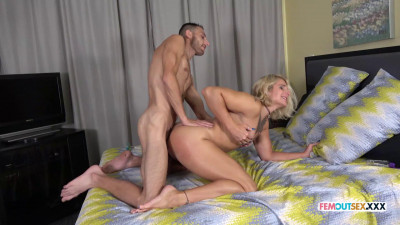 Summer Rayne Gets Her Ass Fucked