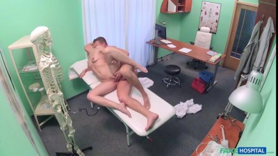 Doctor Gives Czech Babe Wet Panties