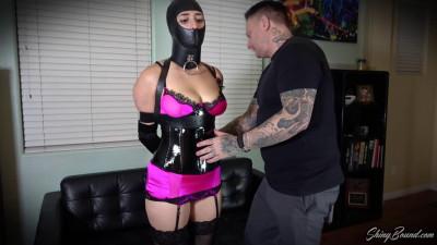Karly Vs Indica Bondage Escape Challenge Part 1
