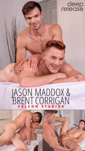 Falcon Studios - Deep Release - Brent Corrigan and Jason Maddox