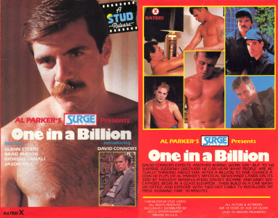 Surge Studio – One In A Billion (1984)
