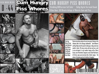 Cum Hungry Piss Whores (2011)