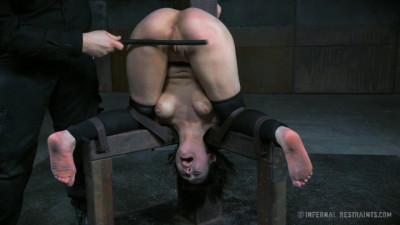 Audrey Noir - Hard Pain Fun , HD 720p