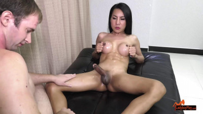 Description Thippy Oiled Up To Fuck