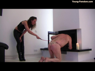 Young-femdom - Hard work for Caming Boy