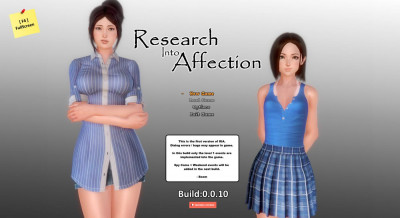 Research Into Affection