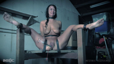 IR — London River — Extreme, Bondage, Caning