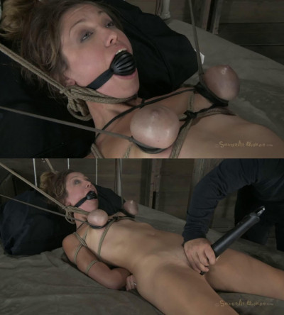 Super bondage, domination and torture for hot naked girl part2