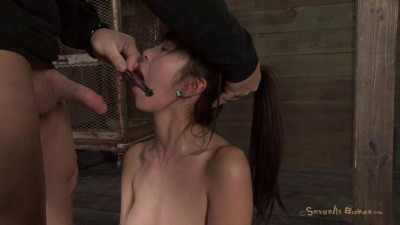 It Turns Out Japanese Girls Really Do Sound Like Anime When You Brutally Fucked Them In Bondage
