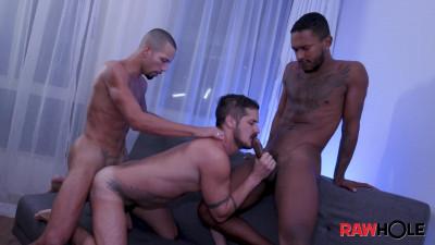 RawHole – Rick Paixao, Pytter Fox and Caio Rodriguez