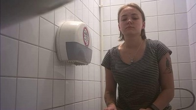 Hidden Camera In The Student Toilet — Vol. 11 - HD 720p
