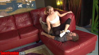 Bratty Spiked Chastity Tease with Orias