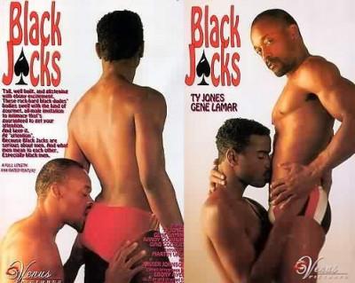 Bareback Black Jacks (1989) - Ty Jones, Gene Lamar, Randy Cochran