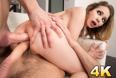 Angel Smalls It Takes A Double Anal