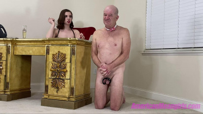 Mistress Dandy - Electrifying My Elderly Idiot